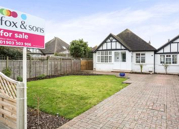 Thumbnail 3 bed semi-detached bungalow for sale in North Avenue, Goring-By-Sea, Worthing