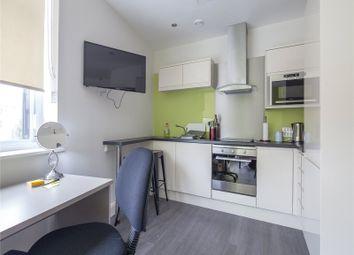 Thumbnail 1 bedroom flat to rent in Luxus Studios, Huddersfield