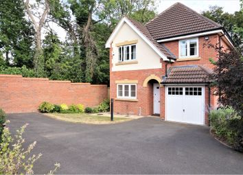 Thumbnail 4 bed detached house for sale in Asbury Walk, Great Barr