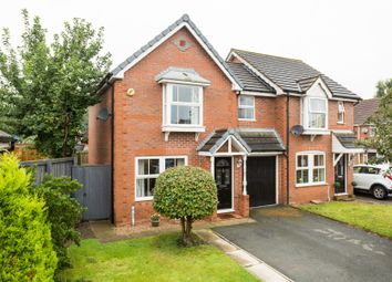 Thumbnail 3 bed semi-detached house for sale in Hunters Row, Boroughbridge, York
