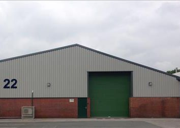 Thumbnail Light industrial to let in Unit 22, Crewe Hall Business Park, Crewe
