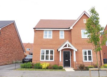 Thumbnail 4 bed detached house to rent in Kingfisher Drive, Southam