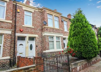 Thumbnail 3 bed flat for sale in Claremont North Avenue, Gateshead, Tyne And Wear