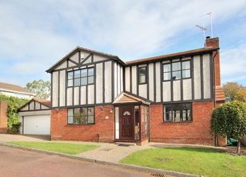 Thumbnail 4 bed detached house for sale in Coach House Mews, Elburton, Plymouth