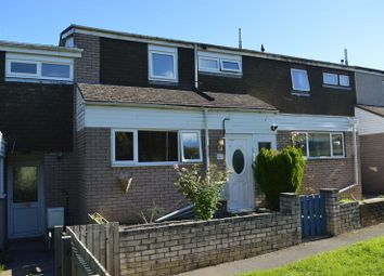 Thumbnail 3 bed terraced house for sale in Woodrows, Woodside, Telford, Shropshire.