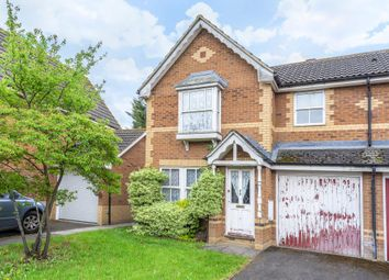 Thumbnail 3 bed semi-detached house for sale in Kew Win, Didcot