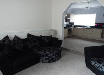 Thumbnail 2 bed terraced house to rent in Dale Street, Ushaw Moor, Durham