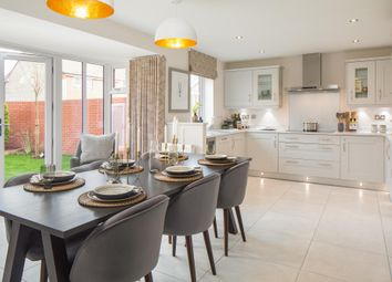 "Thumbnail 4 bed detached house for sale in ""Holden"" at Gimson Crescent, Tadpole Garden Village, Swindon"