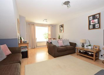 Thumbnail 2 bed terraced house for sale in Dunvan Close, Lewes, East Sussex