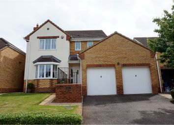 Thumbnail 4 bed detached house for sale in Cow Brook Lane, Papworth Everard, Cambridge