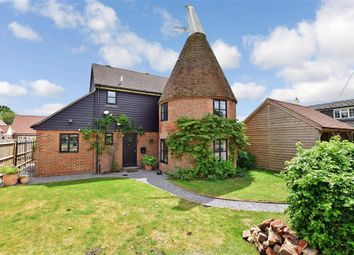 Thumbnail 4 bed detached house for sale in Fishers Road, Staplehurst, Kent