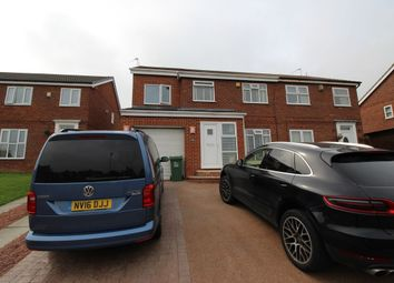 Thumbnail 4 bed semi-detached house for sale in Kings Court, Norton, Stockton-On-Tees