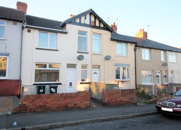 Thumbnail 3 bedroom terraced house to rent in St. Johns Road, Edlington, Doncaster
