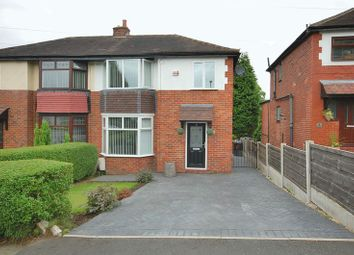 Thumbnail 3 bedroom semi-detached house to rent in Waverley Road, Hyde