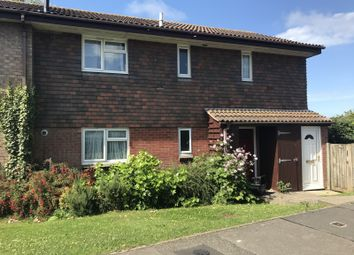Thumbnail 3 bed flat to rent in Claremont Road, Seaford