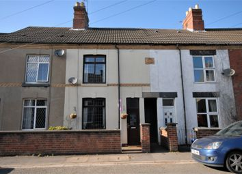 Thumbnail 2 bed terraced house for sale in Hermitage Road, Coalville
