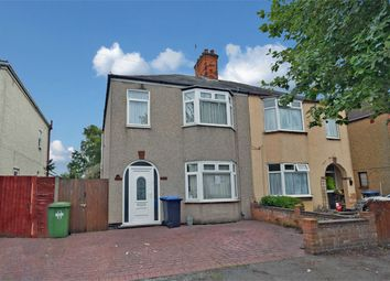 Thumbnail 3 bed semi-detached house for sale in Eastlands Road, Hillmorton, Rugby, Warwickshire