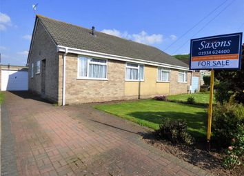 Thumbnail 3 bed semi-detached bungalow for sale in William Daw Close, Banwell