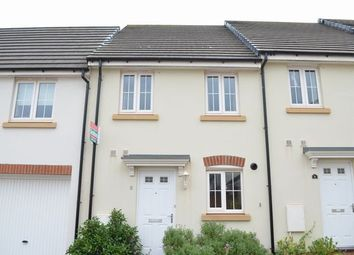 Thumbnail 2 bed terraced house for sale in Parlour Mead, Cullompton