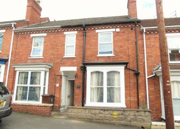 Thumbnail 3 bed terraced house for sale in Oakfield Street, Lincoln