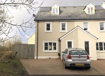 Thumbnail 3 bed semi-detached house for sale in Parc Y Gelli, Foelgastell, Llanelli