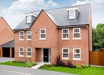 "Thumbnail 5 bedroom detached house for sale in ""Lichfield"" at Park View, Moulton, Northampton"