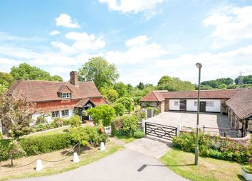 Thumbnail Detached house for sale in Meath Green Lane, Horley