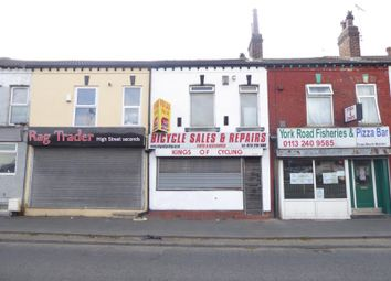 Thumbnail 1 bed property for sale in York Road, Leeds