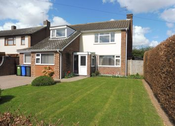Thumbnail 4 bed detached house for sale in Barkis Meadow, Blundeston, Lowestoft