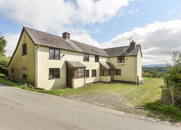 Thumbnail 4 bedroom detached house for sale in Hay On Wye/Kington, Newchurch