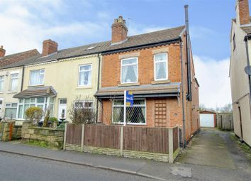 Thumbnail 3 bed town house for sale in Moorbridge Lane, Stapleford, Nottingham