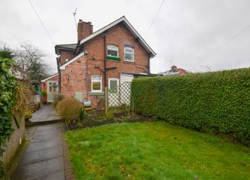 Thumbnail 2 bed semi-detached house for sale in Red Lion Lane, Little Sutton