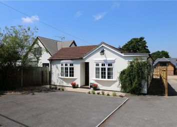 Thumbnail 3 bed bungalow for sale in Rownhams Road, North Baddesley, Southampton, Hampshire