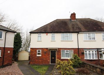3 bed semi-detached house for sale in Crescent Avenue, Brierley Hill DY5
