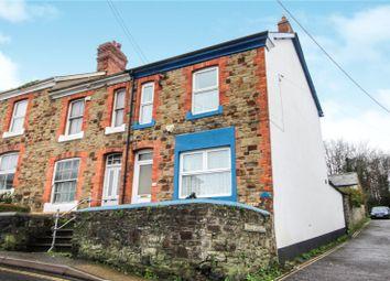 Thumbnail 3 bedroom end terrace house for sale in Rockmount Terrace, Bideford