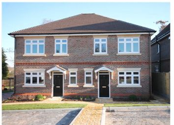 Thumbnail 3 bed semi-detached house to rent in Mimosa Close, Epsom