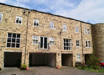 Thumbnail 5 bedroom town house for sale in Waterwheel Lane, Oakworth, West Yorkshire