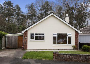 Thumbnail 3 bed detached bungalow for sale in Elmwood Avenue, Sandleheath, Fordingbridge