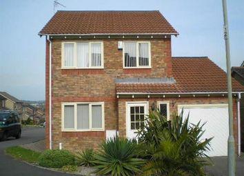 Thumbnail 3 bed detached house to rent in Trem Y Garth, Llanharry, Pontyclun