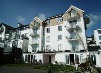 Thumbnail 2 bed flat for sale in Marine Drive, West Looe