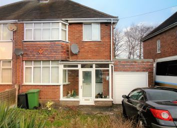 Thumbnail 3 bed property for sale in Renton Road, Wolverhampton