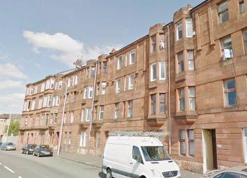 Thumbnail 1 bed flat for sale in 811, Dalmarnock Road, Flat 0-3, Glasgow G404Qb