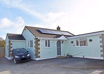 Thumbnail 3 bed detached bungalow for sale in Trencreek Road, Trencreek, Newquay