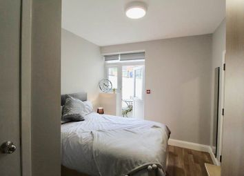 Thumbnail 1 bedroom studio to rent in Heverham Road, London