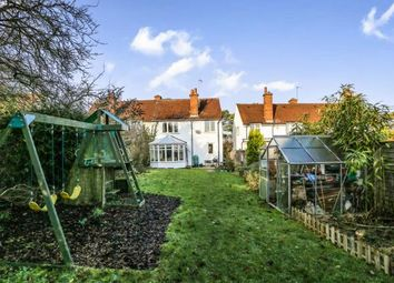 Thumbnail 3 bedroom semi-detached house for sale in Burnell Rise, Letchworth Garden City, Hertfordshire, England