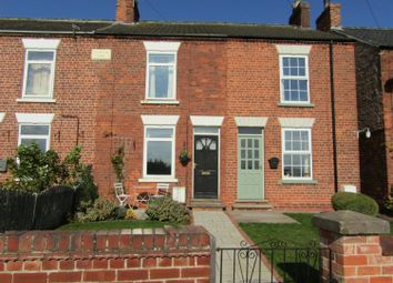 Thumbnail 3 bed terraced house for sale in Station Road, Walkeringham, Doncaster