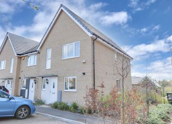 Thumbnail 3 bed end terrace house for sale in Woolhampton Drive, Basingstoke
