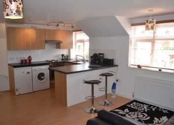 Thumbnail 1 bed flat to rent in Woodfield Road, Peterborough