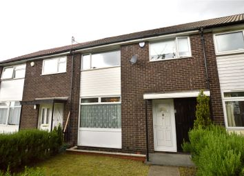 Thumbnail 3 bed town house for sale in Poplar Croft, Leeds, West Yorkshire