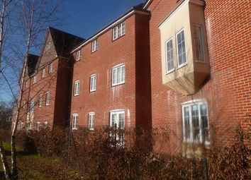 Thumbnail 2 bed flat for sale in Peel Close, Verwood